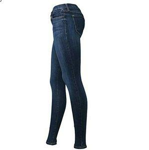 FLYING MONKEY dark wash skinny jeans